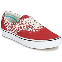 Cipők Rövid szárú edzőcipők Vans COMFYCUSH ERA Piros / Fehér