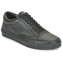Cipők Rövid szárú edzőcipők Vans OLD SKOOL Fekete