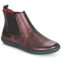 Cipők Női Csizmák Kickers FANTIN Lila