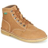 Cipők Női Csizmák Kickers ORILEGEND Teve