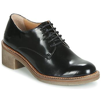 Cipők Női Oxford cipők Kickers OXYBY Fekete