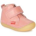 Cipők Lány Csizmák Kickers