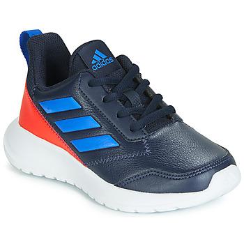 Cipők Fiú Rövid szárú edzőcipők adidas Performance ALTARUN K Tengerész