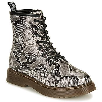 Cipők Női Csizmák Refresh 69311-BLACK Szürke