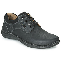 Cipők Férfi Oxford cipők Josef Seibel ANVERS 36 Fekete