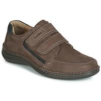Cipők Férfi Oxford cipők Josef Seibel ANVERS 90 Barna