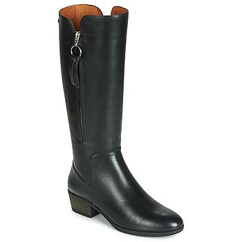 Cipők Női Városi csizmák Pikolinos DAROCA W1U Fekete