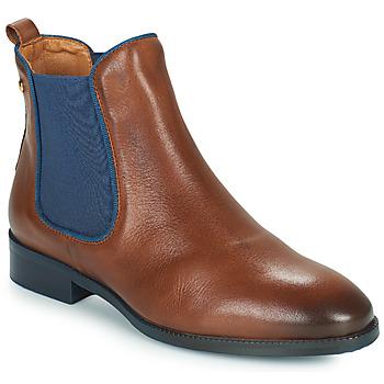 Cipők Női Csizmák Pikolinos ROYAL W4D Barna