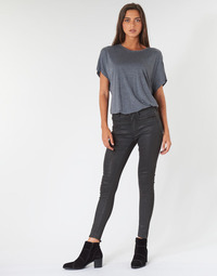 Ruhák Női Skinny farmerek G-Star Raw ASHTIX ZIP HIGH SUPER SKINNY ANKLE WMN Fekete