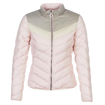Ruhák Női Steppelt kabátok G-Star Raw ALASKA PDD DOWN JKT WMN Rózsaszín / Bézs