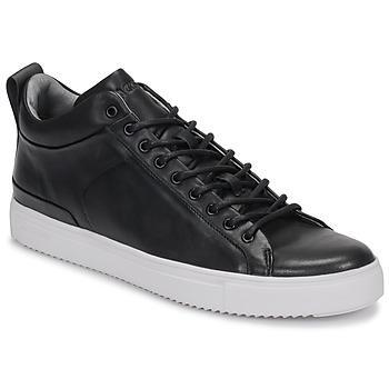 Cipők Férfi Rövid szárú edzőcipők Blackstone SG29 Fekete