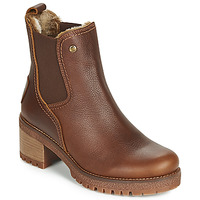 Cipők Női Csizmák Panama Jack PIA Barna