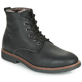 Cipők Férfi Csizmák Panama Jack GLASGOW Fekete