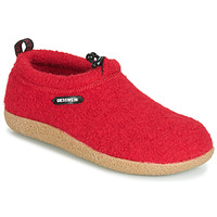 Cipők Női Mamuszok Giesswein VENT Piros