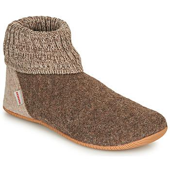 Cipők Férfi Mamuszok Giesswein WILDPOLDSRIED Tópszínű
