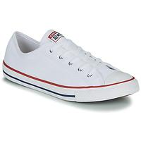 Cipők Női Rövid szárú edzőcipők Converse CHUCK TAYLOR ALL STAR DAINTY GS  CANVAS OX Fehér