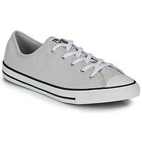 Cipők Női Rövid szárú edzőcipők Converse CHUCK TAYLOR ALL STAR DAINTY GS  CANVAS OX Szürke