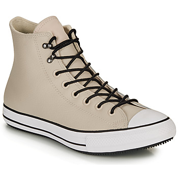 Cipők Magas szárú edzőcipők Converse CHUCK TAYLOR ALL STAR WINTER LEATHER BOOT HI Bézs