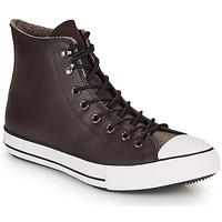 Cipők Magas szárú edzőcipők Converse CHUCK TAYLOR ALL STAR WINTER LEATHER BOOT HI Barna