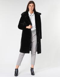 Ruhák Női Kabátok Oakwood PROGRAM Fekete