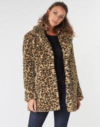 Ruhák Női Kabátok Oakwood USER Leopárd