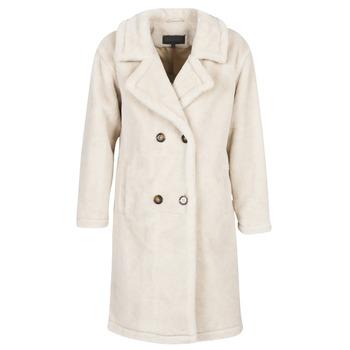 Ruhák Női Kabátok Oakwood AMAZING Bézs