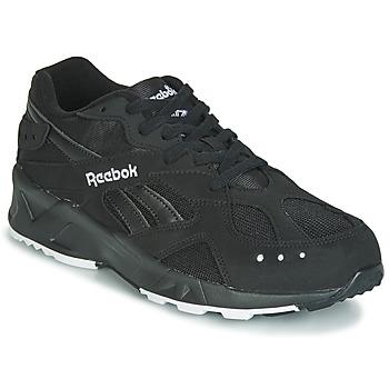 Cipők Férfi Rövid szárú edzőcipők Reebok Classic AZTREK 93 Fekete