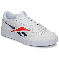 Cipők Rövid szárú edzőcipők Reebok Classic CLUB C 85 MU Fehér