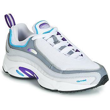 Cipők Női Rövid szárú edzőcipők Reebok Classic DAYTONA DMX Fehér / Szürke