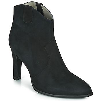 Cipők Női Bokacsizmák Myma PATINA Fekete
