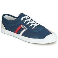 Cipők Rövid szárú edzőcipők Kawasaki RETRO Kék