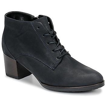 Cipők Női Bokacsizmák Ara 16915-77 Kék