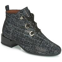 Cipők Női Csizmák Hispanitas DIANA Fekete