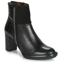 Cipők Női Bokacsizmák Hispanitas INES Fekete