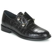 Cipők Női Oxford cipők Jonak DUTHEN Fekete
