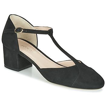 Cipők Női Félcipők Jonak VALONGO Fekete