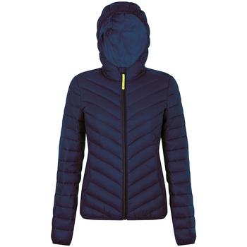 Ruhák Női Steppelt kabátok Sols RAY COOL WOMEN Azul