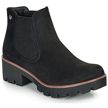 Cipők Női Bokacsizmák Rieker 99284-02 Fekete