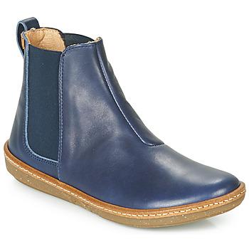 Cipők Női Csizmák El Naturalista CORAL Kék