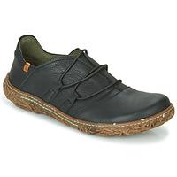 Cipők Női Oxford cipők El Naturalista NIDO Fekete