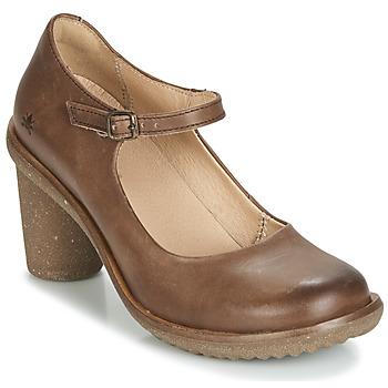 Cipők Női Félcipők El Naturalista TRIVIA Barna
