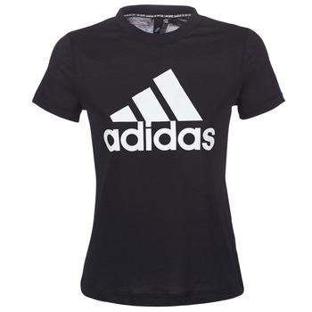 Ruhák Női Rövid ujjú pólók adidas Performance DY7734 Fekete