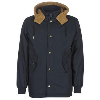 Ruhák Férfi Parka kabátok Harrington SID Tengerész