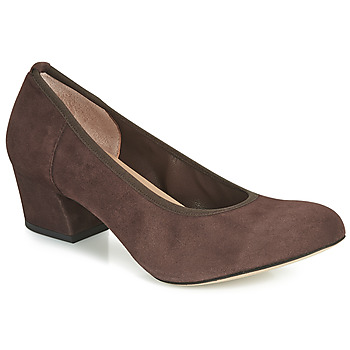Cipők Női Félcipők Perlato 10366-CAM-NUT Barna