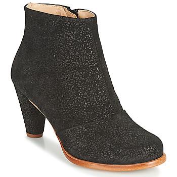 Cipők Női Bokacsizmák Neosens BEBA Fekete