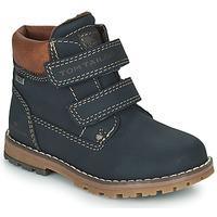 Cipők Fiú Csizmák Tom Tailor  Kék