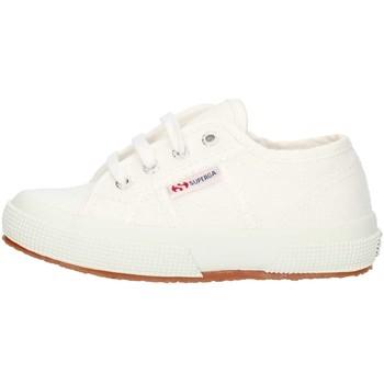 Cipők Gyerek Rövid szárú edzőcipők Superga 2750S0003C0 White