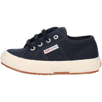 Cipők Gyerek Magas szárú edzőcipők Superga 2750S0003C0 Blue