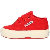 Cipők Gyerek Rövid szárú edzőcipők Superga 2750S0005P0 Red