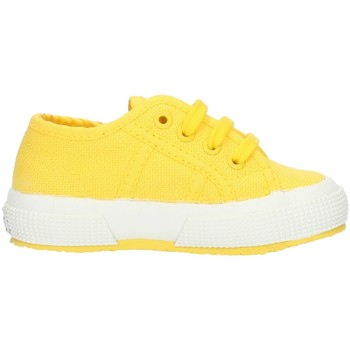 Cipők Gyerek Rövid szárú edzőcipők Superga 2750S0005P0 Yellow Sunflower